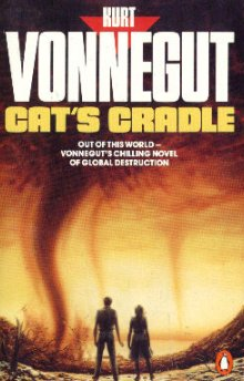 "the role and philosophy of religion in kurt vonnegut juniors novel cats cradle Cats cradle by kurt vonnegut, jr published by holt, rinehart and winston in "" ""this is an annoying book and you must read it and you better take it lightly, because if you don't you'll go off weeping and shoot yourself."